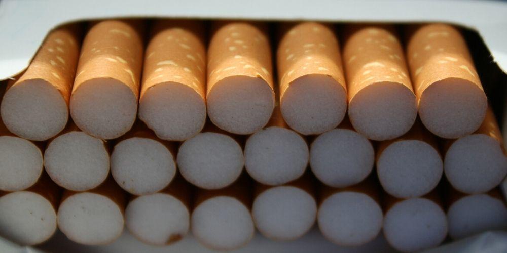 Cigarette seizures