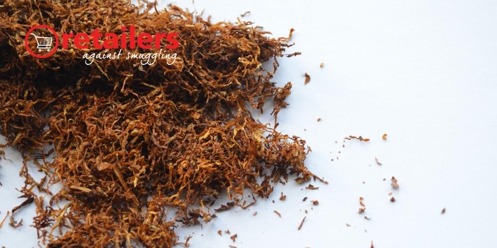 Illegal Cigarette Manufacturing